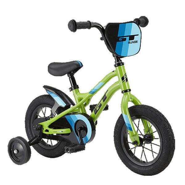 2020 GT Runge 12 (ランジ12) グリーン 12インチ キッズ 子供 自転車