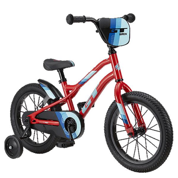 2020 GT Silren 16 (サイレン16) レッド 16インチ キッズ 子供 自転車