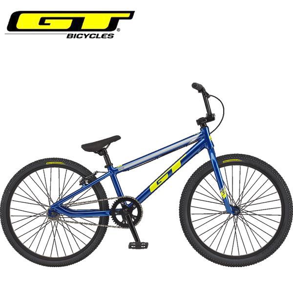 2021 GT BMX MACH ONE PRO 24 マッハワンプロ 24 ブルー レース モデル 24インチ