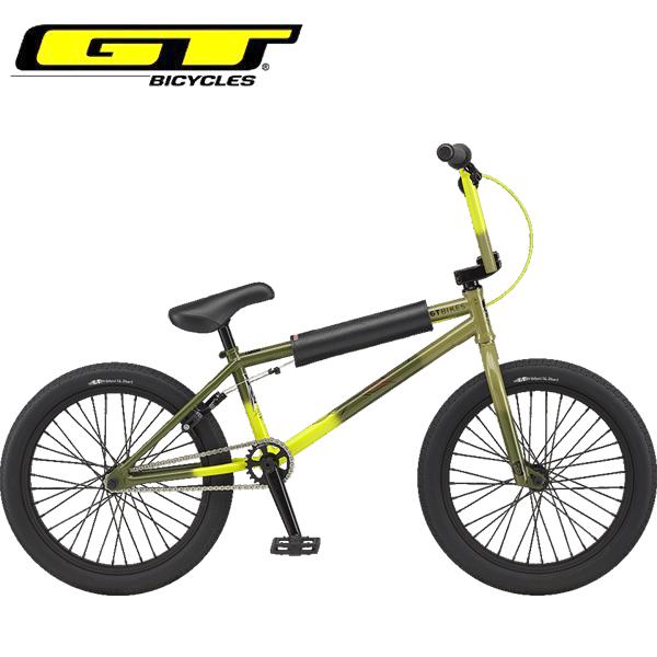 2021 GT BMX CONWAY TEAM SIGNATURE コンウェイ チームシグネチャー (TT 21.25) グリーン
