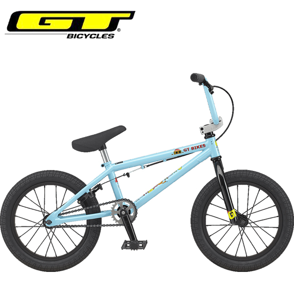 2021 GT BMX PERFORMER LIL 16 パフォーマー リル アクアブルー