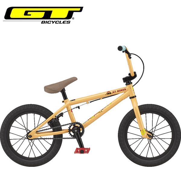 2021 GT BMX PERFORMER LIL 16 パフォーマー リル ピーチ