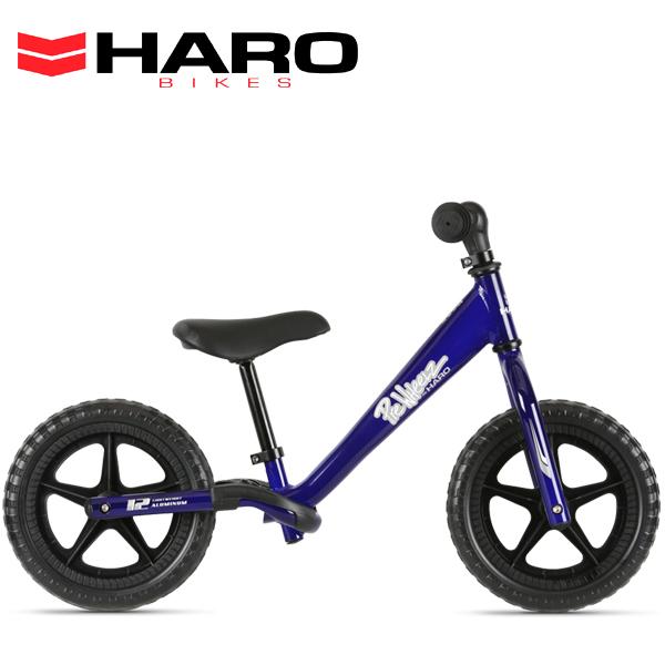 2020 HARO BIKES (ハロー バイクス) PREWHEELZ 12(ALLOY) METALIC-BLUE 12インチ ランバイク