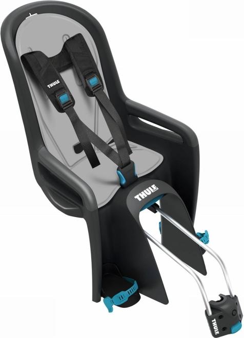 画像1: THULE RIDEALONG スーリー チャイルドシート チャイルドバイクシートV2 CHILD BIKE SEAT V2 021338 V2 グレー (1)