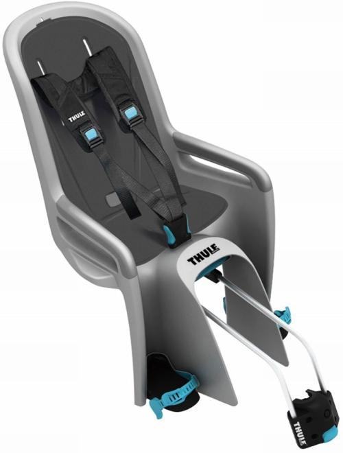 画像1: THULE RIDEALONG スーリー チャイルドシート チャイルドバイクシートV2 CHILD BIKE SEAT V2 021339 V2 グレー (1)