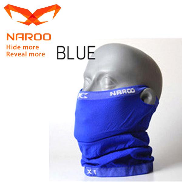 NAROO MASK (ナルーマスク) X1 ブルー 63X1BLUE サマーシーズンマスク