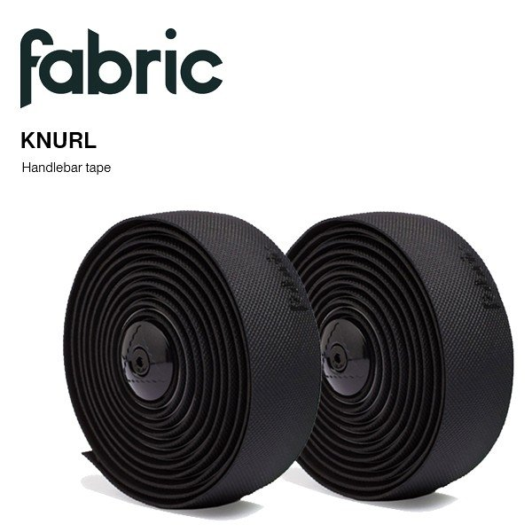 fabric (ファブリック) KNURL TAPE BLACK FP7716U10OS ロードバイク バーテープ
