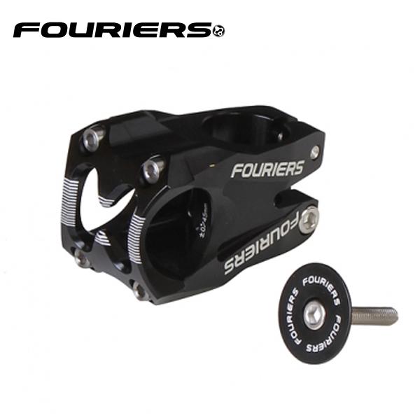 画像1: FOURIERS ステム SM-MB007-401 45mm ブラック 10600802 (1)
