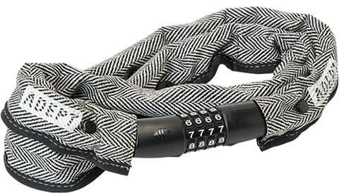 画像1: 自転車 ロック 鍵 ADEPT アデプト ACE511 ヘリンボーン LKW27703 (1)