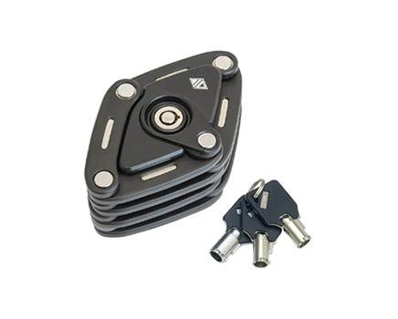 画像1: 自転車 ロック 鍵 ADEPT アデプト エディ682 LKW28600 (1)