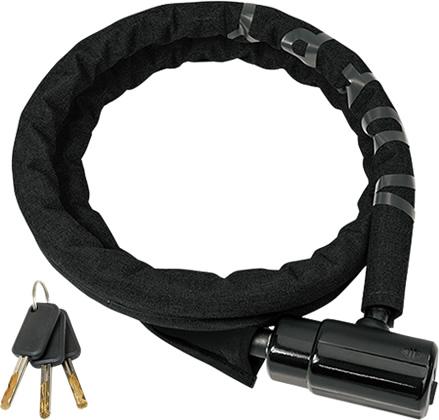 画像1: 自転車 ロック 鍵 ADEPT アデプト シェッド/K 1411A BLK LKW29500 (1)