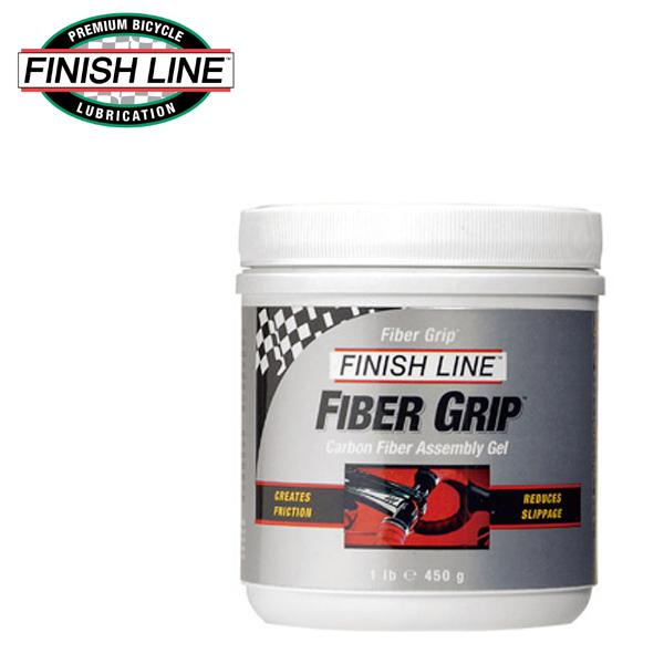 画像1: 【9月入荷予定】 FINISH LINE フィニッシュ ライン ファイバー グリップ 450g ボトル TOS07801 自転車 ケミカル (1)