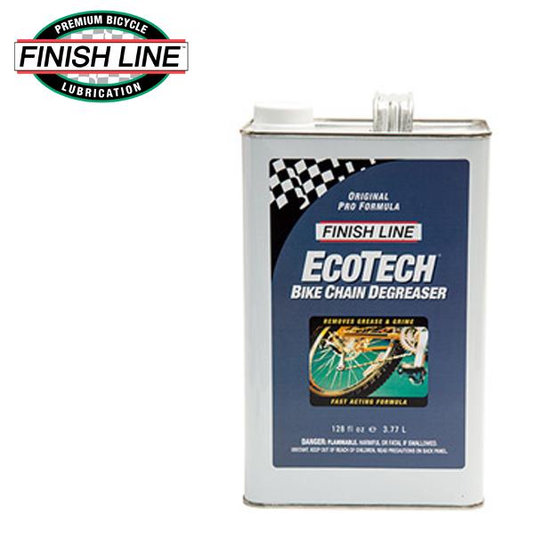 画像1: FINISH LINE フィニッシュ ライン エコテック Bチェーン ディグリーザー 3.77L 缶 TOS10802 自転車 ケミカル (1)