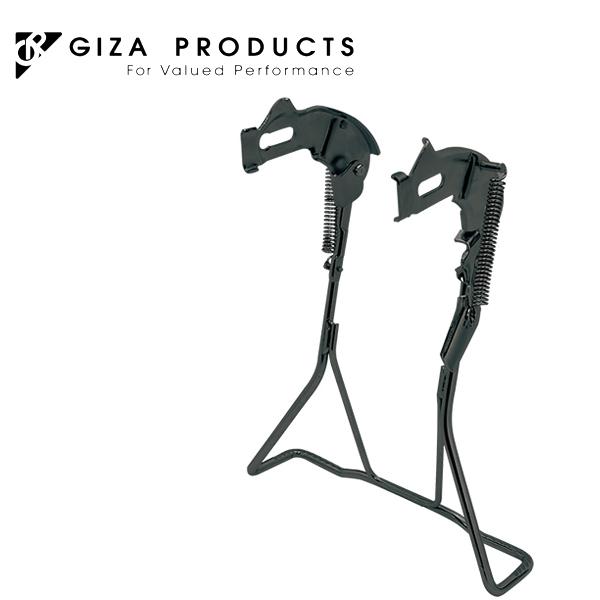 GIZA Products (ギザ) KSD00700 L型両立スタンド(外装変速機付用)20インチ BLK