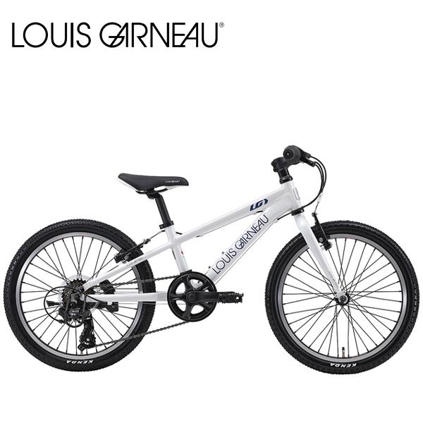 画像1: LOUIS GARNEAU ルイガノ J20 LG White 20インチ  キッズ 子供 自転車 (1)
