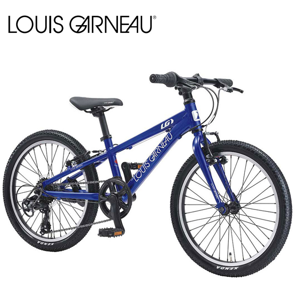 画像1: LOUIS GARNEAU ルイガノ J20 LG RED 20インチ  キッズ 子供 自転車 (1)