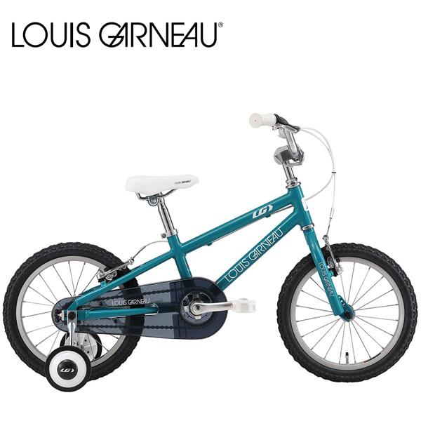 LOUIS GARNEAU ルイガノ K16 BUTTERFLY BLUE 16インチ キッズ 子供自転車