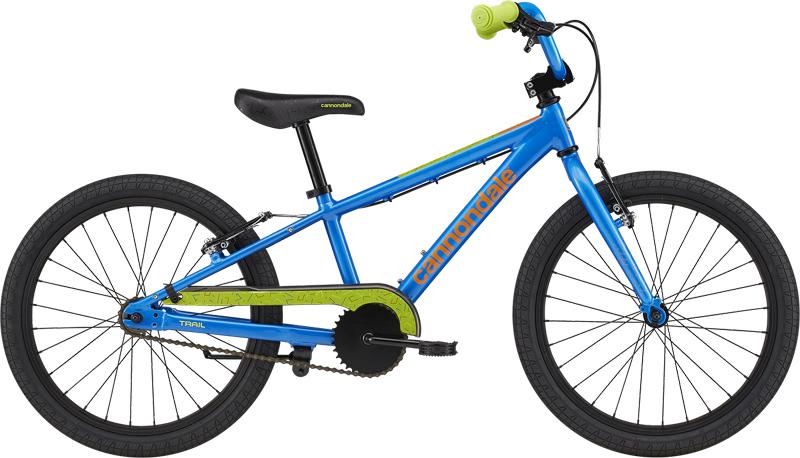 画像1: 2020 Cannondale Kids Trail Freewhee 20 キャノンデール トレイル フリーホイール 20 Electric Blue (1)