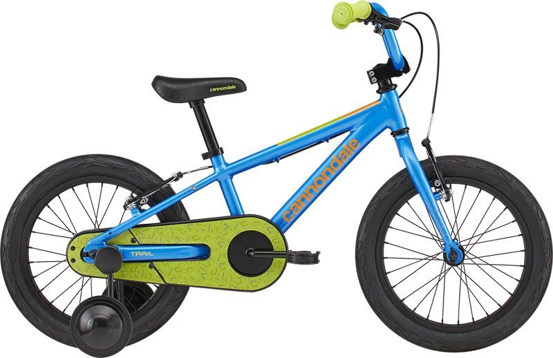 画像1: 2020 Cannondale Kids Trail Freewheel 16 Electric Blue (1)