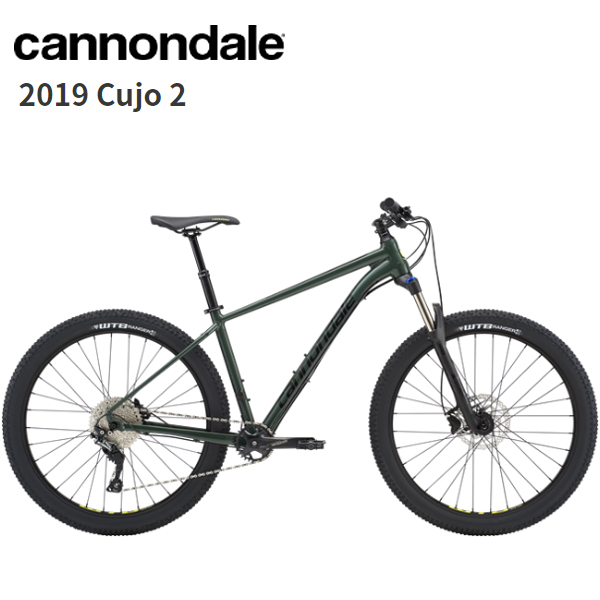 画像1: 2019 Cannondale キャノンデール Cujo 2  Green Clay マウンテンバイク (1)