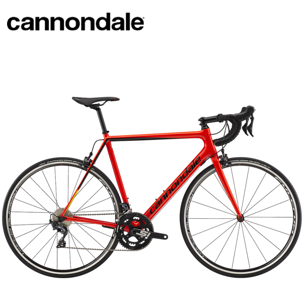 2019 Cannondale SuperSix EVO Carbon Ultegra Acid Red