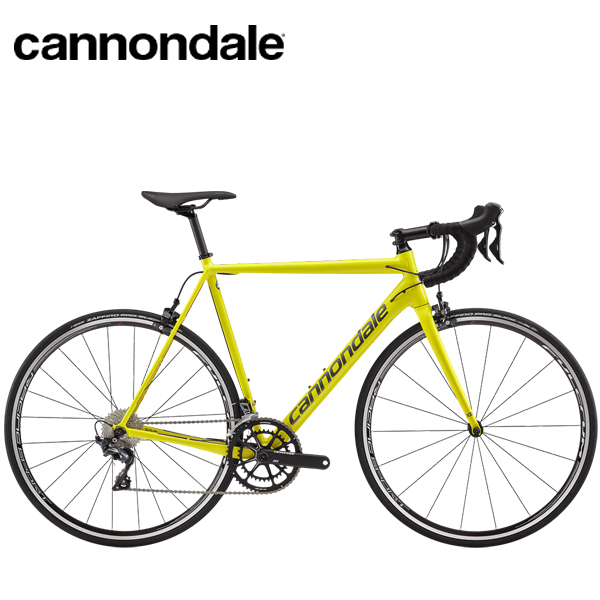 2019 Cannondale CAAD12 Ultegra Hot Yellow