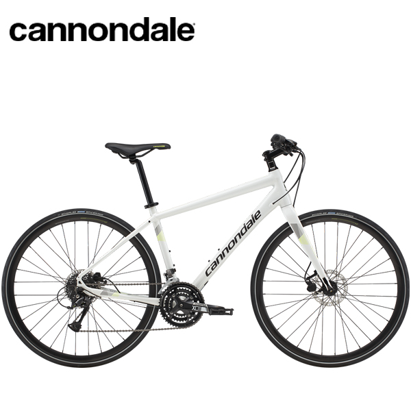 2019 Cannondale Quick Disc 4 「キャノンデール クイック4」 Cashmere クロスバイク