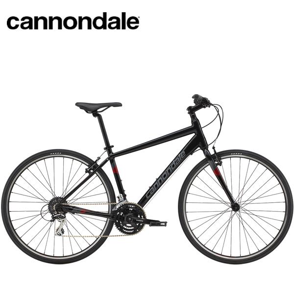 2019 Cannondale Quick Disc 7 「キャノンデール クイック7」 Black クロスバイク