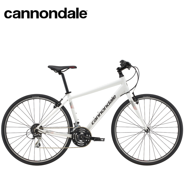 2019 Cannondale Quick Disc 7 「キャノンデール クイック7」 White クロスバイク