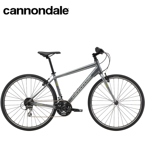 2019 Cannondale Quick Disc 7 「キャノンデール クイック7」 Charcoal Gray クロスバイク
