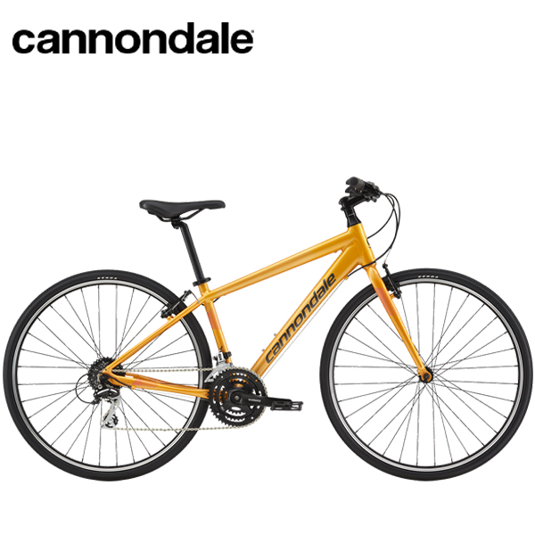 2019 Cannondale Quick Women's 7 Tangerine