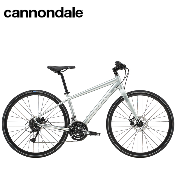 2019 Cannondale Quick Disc Women's 4  Sage Gray