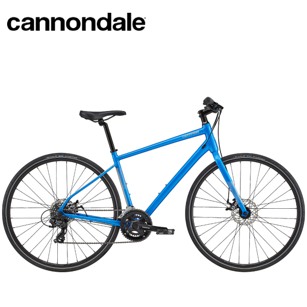 2020 Cannondale Quick Disc 5 「キャノンデール クイック ディスク5」Electric Blue クロスバイク