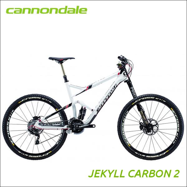 画像1: 【特価 40%OFF】 Lサイズのみ 2015 Cannondale キャノンデール Jekyll Carbon 2 27.5インチ マウンテンバイク (1)