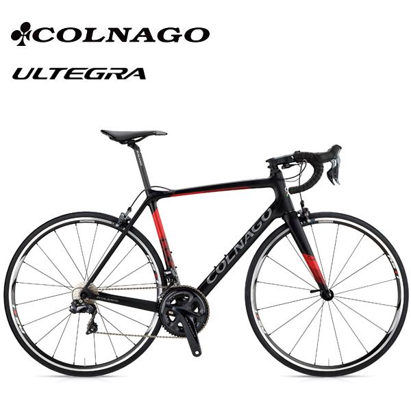 コルナゴ ロードバイク COLNAGO CLX ULTEGRA CJRD/ブラック/レッド