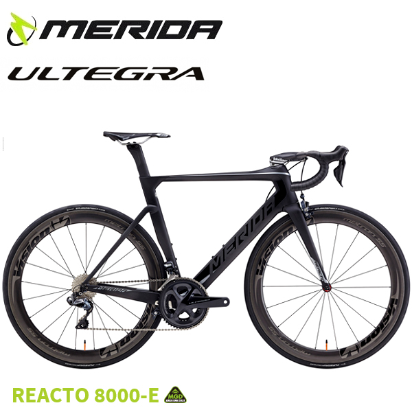 画像1: 2018 MERIDA メリダ REACTO 8000-E (1)