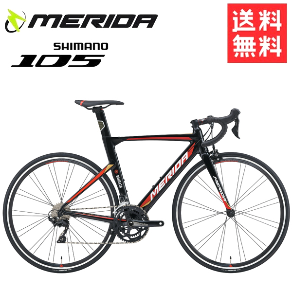 【送料無料】 メリダ リアクト400 2019 MERIDA REACTO400 EKC2 ロードバイク