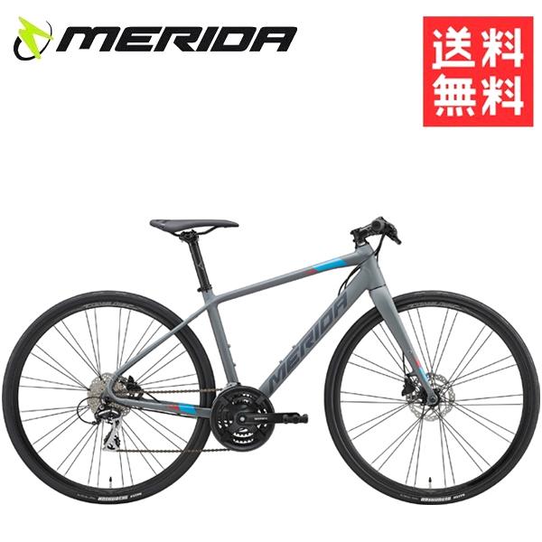 画像1: 【更に割引 お問合せ】 2020 MERIDA GRAN SPEED 100-D メリダ グランスピード 100-D クロスバイク (1)