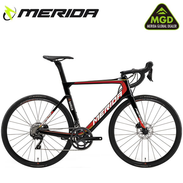 2019 MERIDA REACTO DISC 4000「メリダ リアクト DISC 4000」