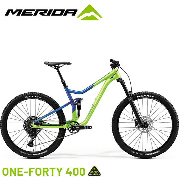 2020 MERIDA (メリダ) ONE-FORTY 400 マウンテンバイク