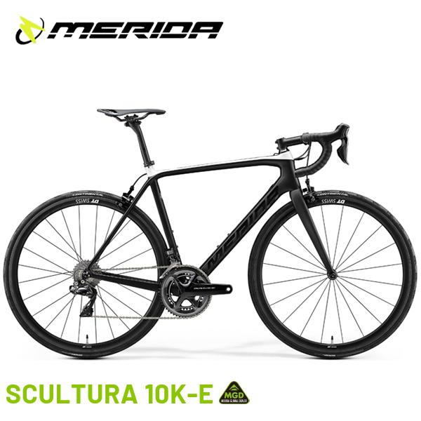 2020 MERIDA (メリダ) SCULTURA 10K-E カーボン ロードバイク