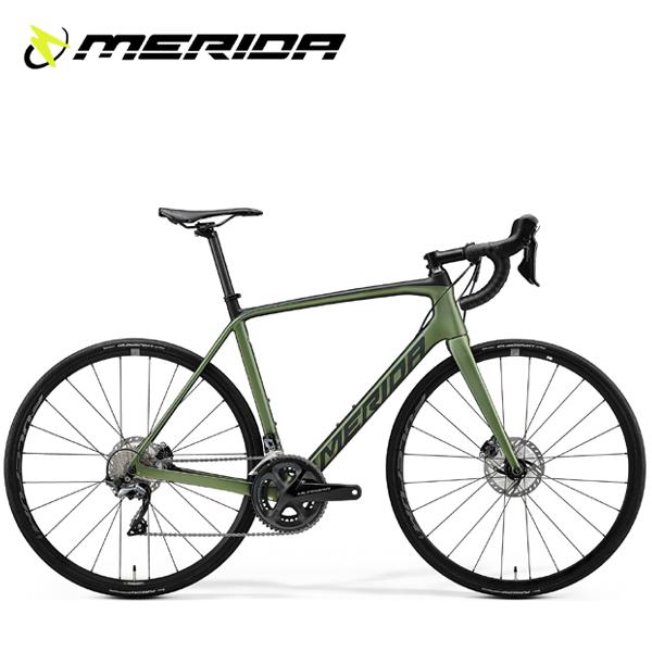2020 MERIDA (メリダ) SCULTURA DISC 6000 EG45 カーボン ロードバイク