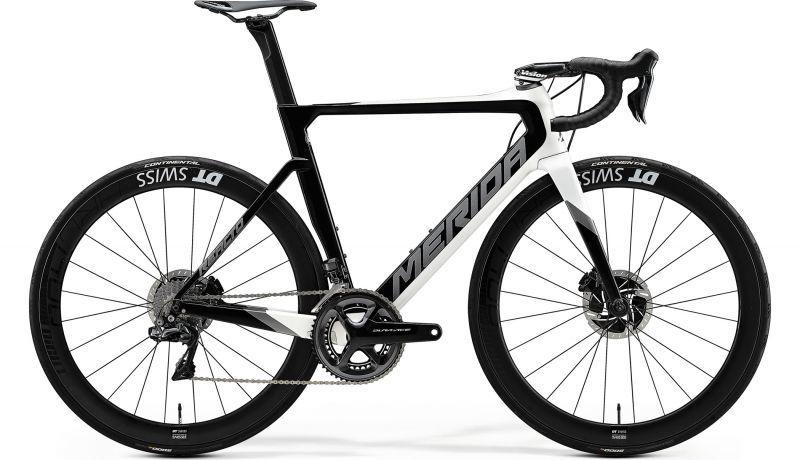 2020 MERIDA (メリダ) REACTO DISC 10K-E カーボン ロードバイク