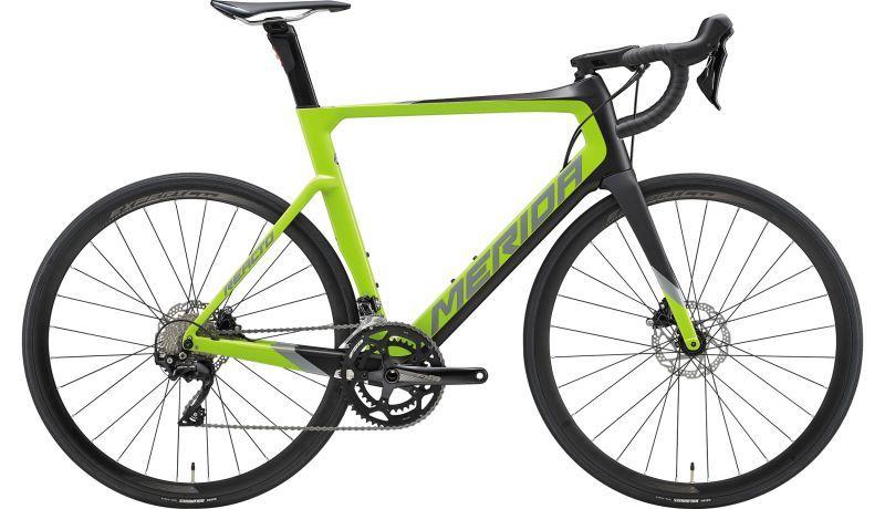 2020 MERIDA (メリダ) REACTO DISC 4000 EKGH カーボン ロードバイク